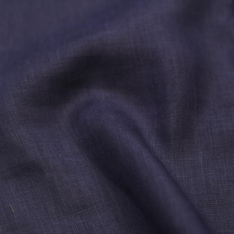 NHO2男装定制,shirt & 亚麻半开襟衬衫