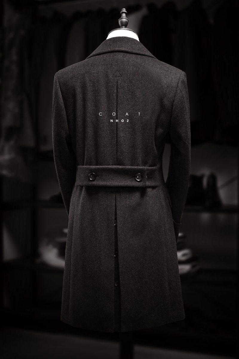 NHO2定制马球大衣polocoat